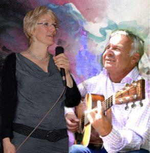 Christina Jesinghaus und Claus Angerbauer